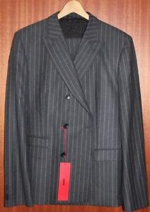 Das Bild wird geladen Hugo-Boss-LUXUS-Herren-Business-Anzug-MEGA-SCHICK- 241a72428e
