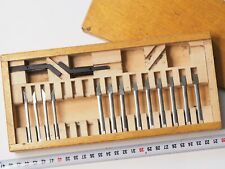 Fromeu Measuring Knives For Microscopes Ussr