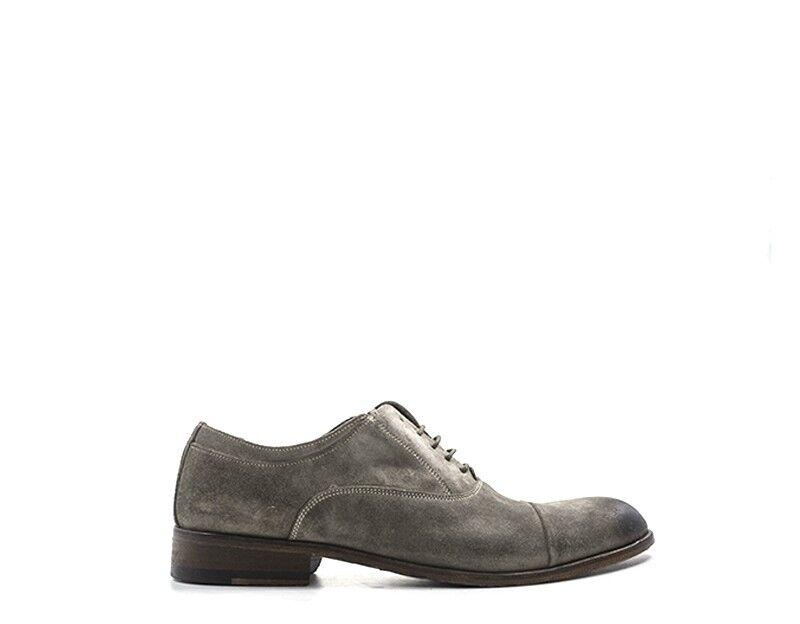 Schuhe FLORSHEIM Mann GRIGIO Wildleder  52345-20