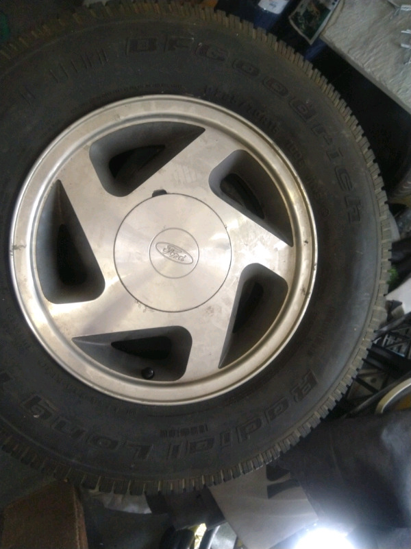 Ford rims 5x 108pcd sell or swop for quantum or polo Vivo parts