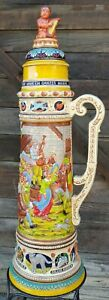 MID-CENTURY-W-GERMANY-GERZ-STEIN-ONE-OF-THE-WORLDS-LARGEST