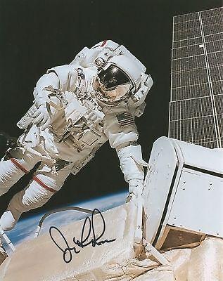 Jerry Ross Space Shuttle NASA Astronaut hand signed photo UACC AFTAL COA