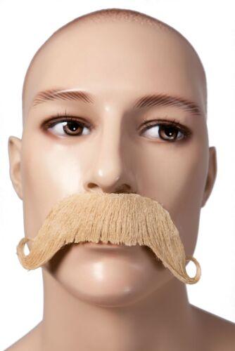 fausse moustache mustache deguisement postiche collier barbe drole fantasie fete