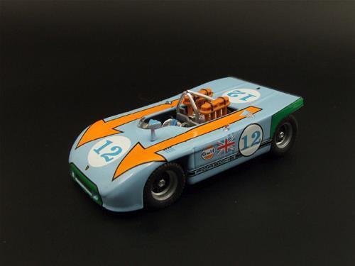 PORSCHE 908 3 Targa Florio 1970  12 BE9039