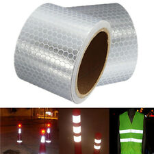 5 x 300cm Car Motorcycle Truck Safety Warning Tape Reflective Tape Stickers
