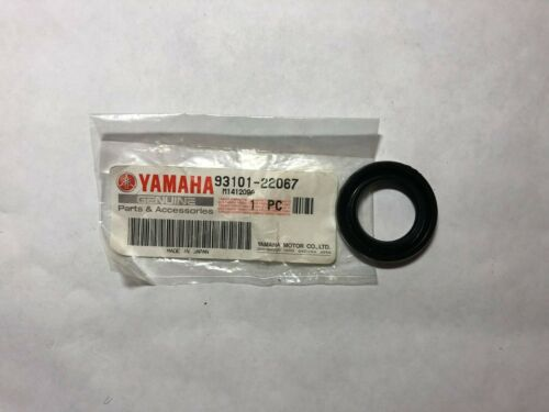 2 Pack Yamaha Outboard Lower Unit Oil Seals S-Type 93101-22067-00 Genuine OEM