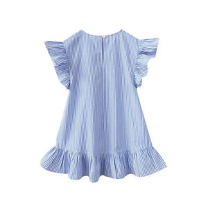 Toddler-Kids-Baby-Girls-Dress-Princess-Party-Clothes-Sleeveless-TutuDress-HOT
