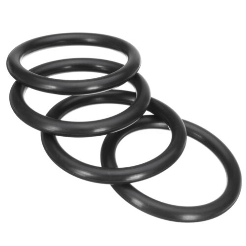 4X 5.5cm Bumper Fender Quick Release Fasteners Replacement Rubber Band O-Ring !