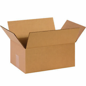 14x6x6 75 Shipping Packing Mailing Moving Boxes Corrugated Cartons