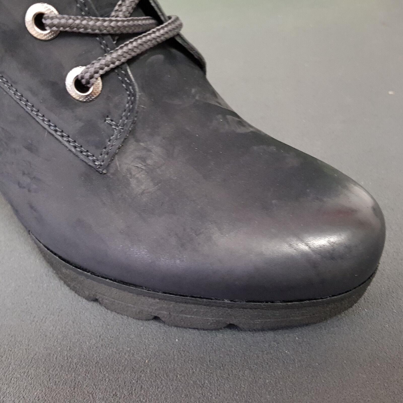 Nuevo Paul Verde con cordones botas tacón botín 9429 003 tacón botas alto Ocean 80 mm 36afba