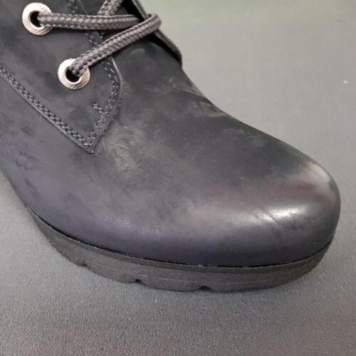 Nuevo Paul Green con cordones botas botín 9429 003 tacón alto Ocean 80 mm sale