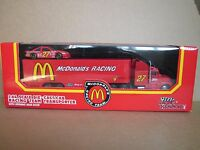 1992 Racing Champions Nascar 27 Mcdonald's Diecast Cab Racing Team Transporter