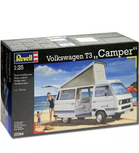 Revell volkswagen t3 Camper 1:25 Revell 07344