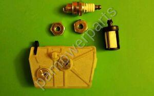 Stihl 028 028WB Wood Boss AV kit Air Filter, Maintenance tune up kit ...