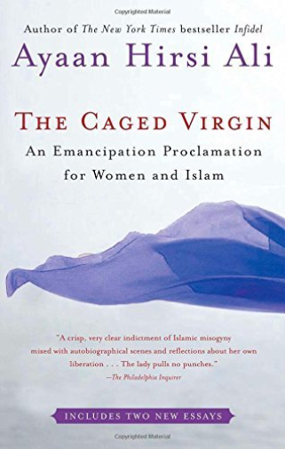 Ali, Ayaan Hirsi-The Caged Virgin (US IMPORT) BOOK NEU