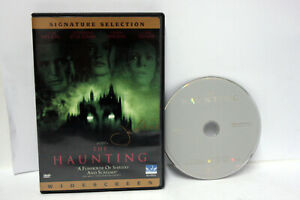 THE-HAUNTING-LIAM-NEESON-CATHERINE-ZETA-JONES-DREAMWORKS-2001-FILM-DVD-65168