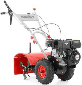 HECHT-750-Benzin-Gartenfraese-Motorhacke-Fraese-Bodenfraese