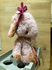 Bears Artist Hand Made Mohair Bear Made In England ????????????????????????????