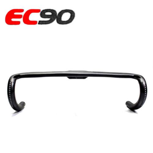 Carbon Fiber Bicycle Handlebar MTB Road Bike Cycling Bent Bar 31.8*400//420//440mm