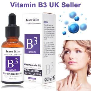 Vitamin-B3-Serum-30-ml-100-Skin-Care-Anti-Wrinkle-Anti-Aging-Face-Serum-UK-Hot