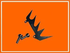 Attentat Crampon Crampon Convient Pour Stihl 017 018 021 023 025 Ms 230 Baumkralle-afficher Le Titre D'origine