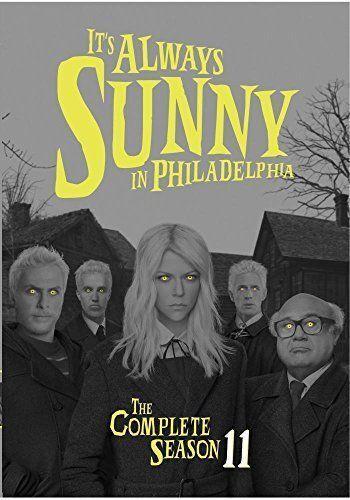 IL A ALWAYS SUNNY IN PHILADELPHIA : SAISON 11 -DVD - GB Compatible - neuf scellé