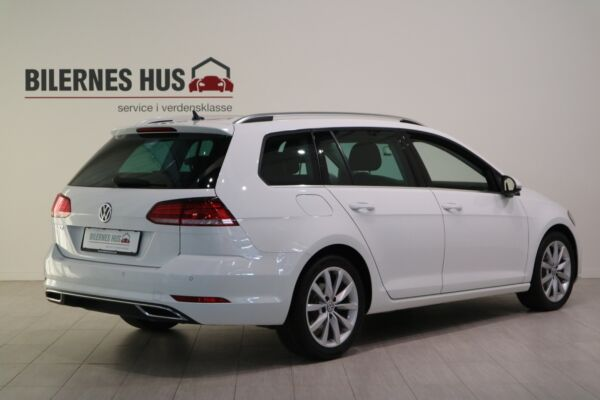 VW Golf VII 1,5 TSi 150 Highl. Variant DSG - billede 1