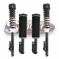 2000 2006 Mercedes S500 W220 Air To Coil Spring Suspension Conversion Kit