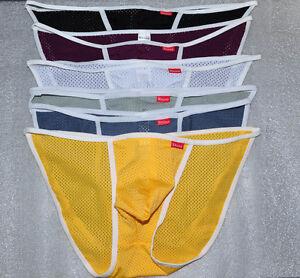 Men S String Bikini Underwear