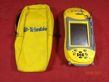 Trimble Geo Xt 3000 Series Geo Explorer Geographic Information Data Collector C8