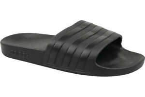60e7e3ce97d5 adidas Adilette Aqua F35550 Black. About this product. Stock photo  Picture  1 of 1. Stock photo