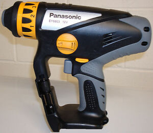 Panasonic New Genuine Ey6803 12v Rotary Hammer Drill Driver Made In Japan Oem 261650782887 Ebay