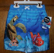 Nemo Size 2T Disney Swim Bathing Suit Trunks Shorts UPF 50+ Toddler Boys  $20