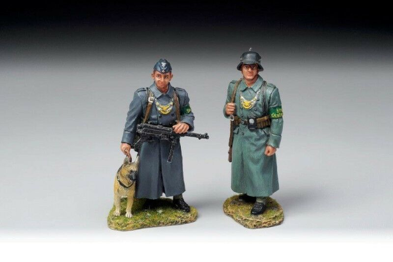 THOMAS GUNN V003A - Luftwaffe Guards Normandy