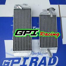 Kawasaki KX250F KXF250 KX 250 F 06 07 08 2006 2007 2008 Aluminum radiator
