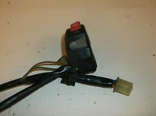 1997 YAMAHA YZF1000 YZF 1000 RIGHT HANDLE BAR KILL SWITCH