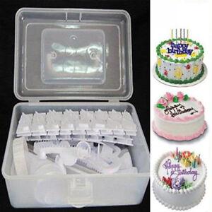 Cake Decorating Kit Murah : 100 Piece DIY Cookies Muffin Cake Cupcake Icing Decorating ...