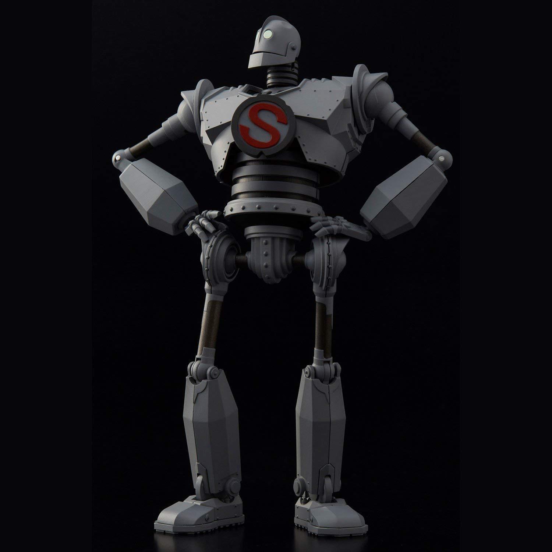 RIOBOT Iron Giant Sentinel 18cm Action Figur