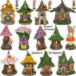 Fairy-House-Minature-Garden-Solar-Light-LED-lluminated-Dwelling-Pixie-Ornament