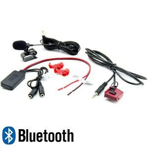 Bluetooth-Adapter-Freisprecheinrichtung-Musik-fuer-Mercedes-W203-W209-Comand-2-0