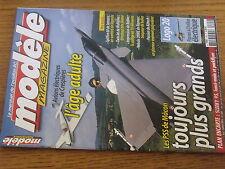 $$w Revue modele magazine RCM N°622 Plan encarte Sleeky 95  Spitfire 60  Passion