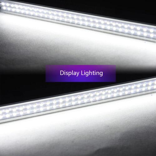 LED Streifen Leuchte Röhre 72-LEDs Auto Van VOLT Stablampe Lichtleiste Zelt 12V