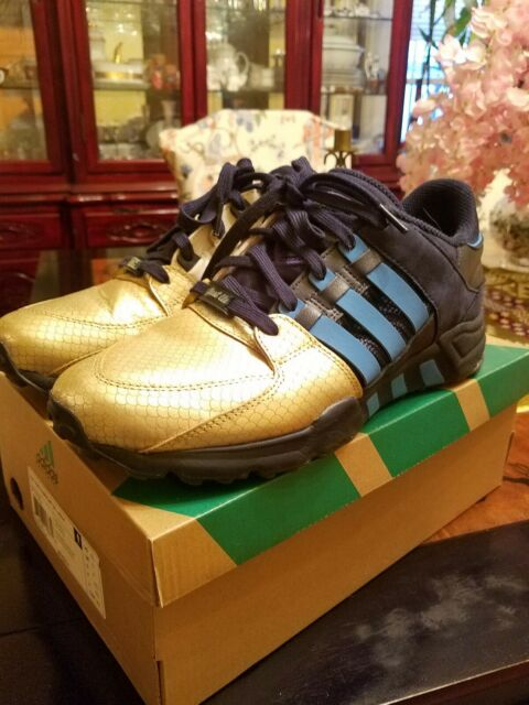 68d608e19f4 Ronnie Fieg x Adidas Consortium EQT Ring Support 93 Kith NYC's Bravest Sz  9.5US