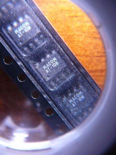 MACOM AT-108TR Attenuators .5-3.0GHz 40dB IL 3.5dB MAX 8-SOIC **NEW** Qty.1