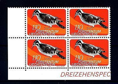 Liechtenstein - 1974 - Fauna Locale. Eripattilo