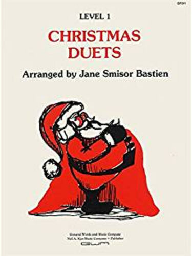 Sheet Music for PianoNew Christmas Duets Level One