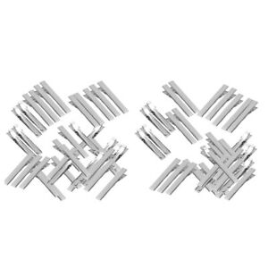 100x-Wholesale-Single-Prong-Alligator-with-Teeth-Baby-Hair-Bows-Metal-Clips