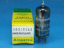 AMPEREX PHILIPS MULLARD 85A2  0G3 VACUUM TUBE VOLTAGE REGULATOR P10