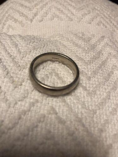 950 platinum mens ring