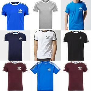 Adidas Originals Men's T-Shirt California Short Sleeve S/M/L/XL/XXL